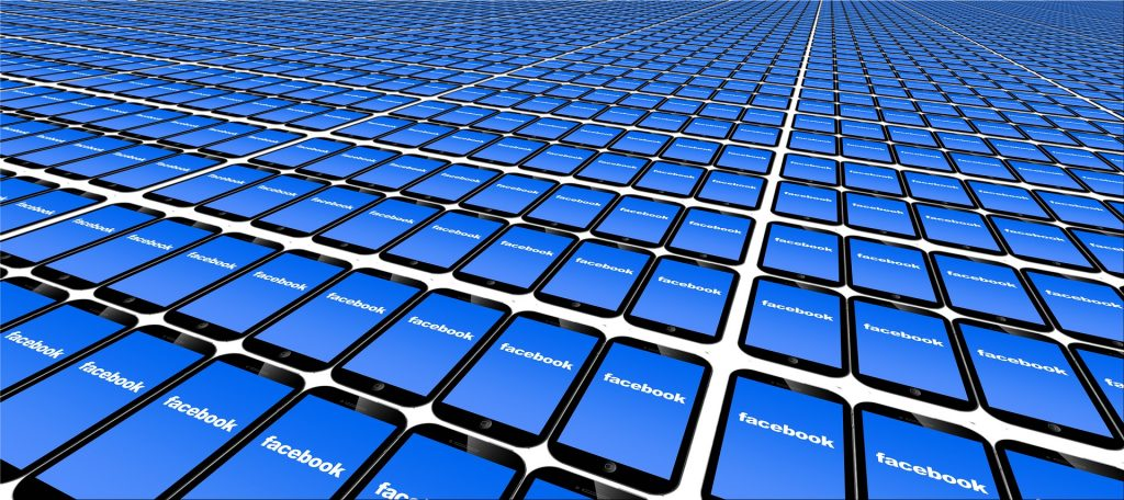 facebook na mobilných zariadeniach