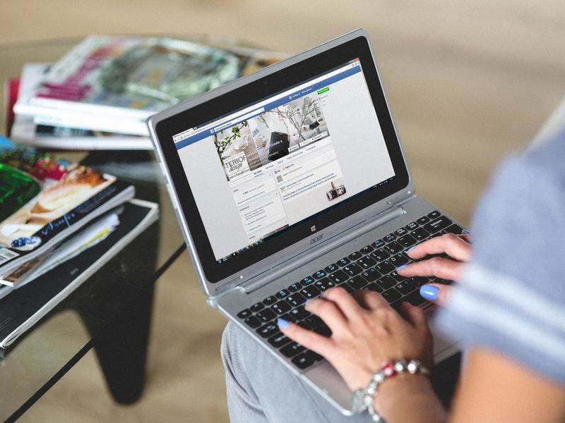 počet používateľov na sieti Facebook klesá