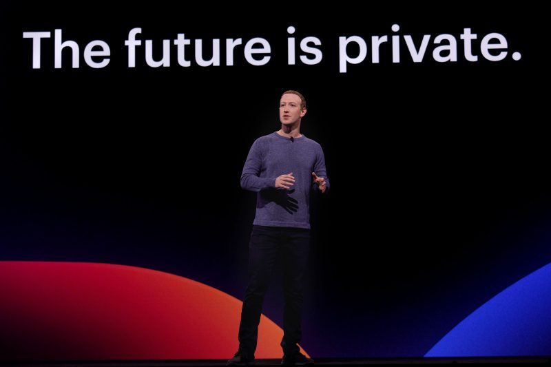 """The futer is private"" - Mark Zuckerberg"