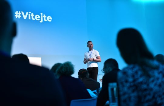 LinkedIn Summit Praha 2019