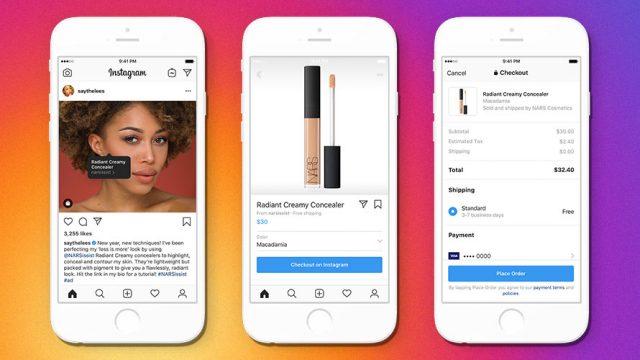 Instagram Shopping bude jedného dňa aj u nás