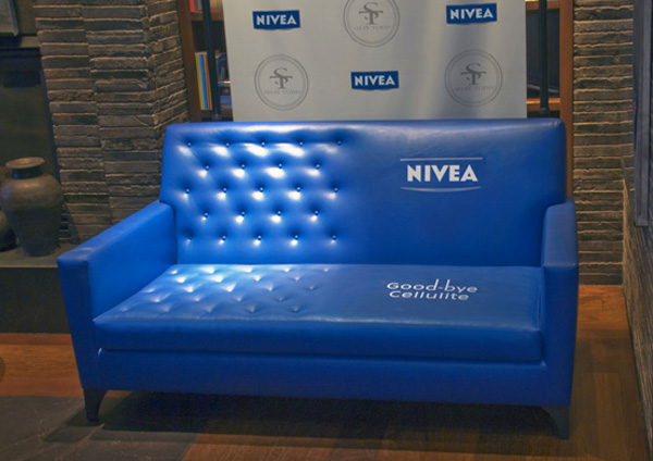 Guerilla marketing Nivea