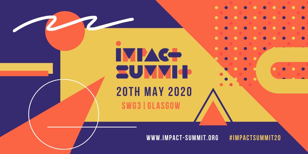 Impact summit Glasgow 2020