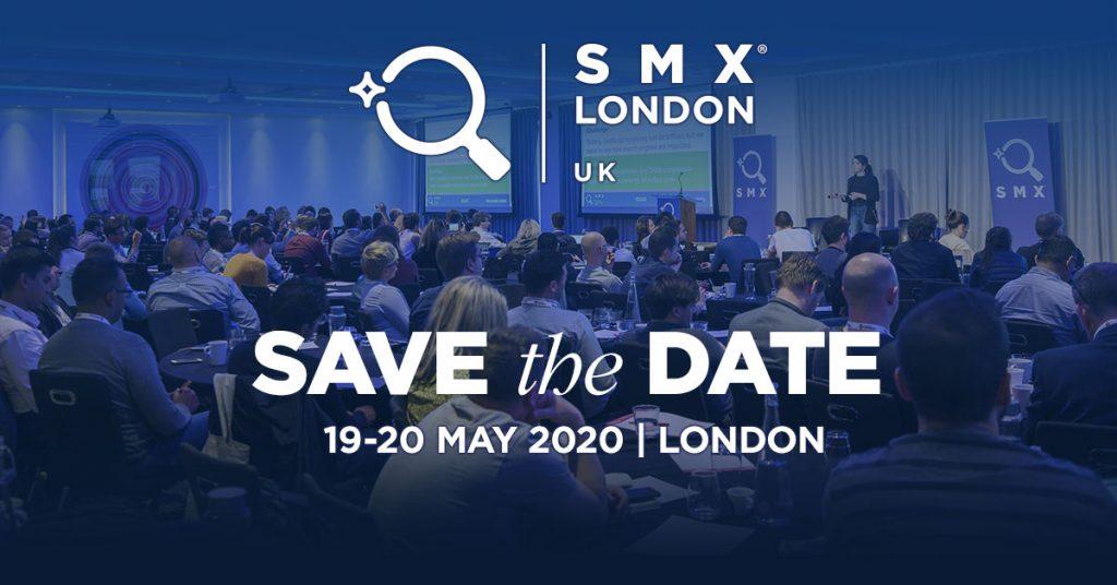SMX Expo London 2020