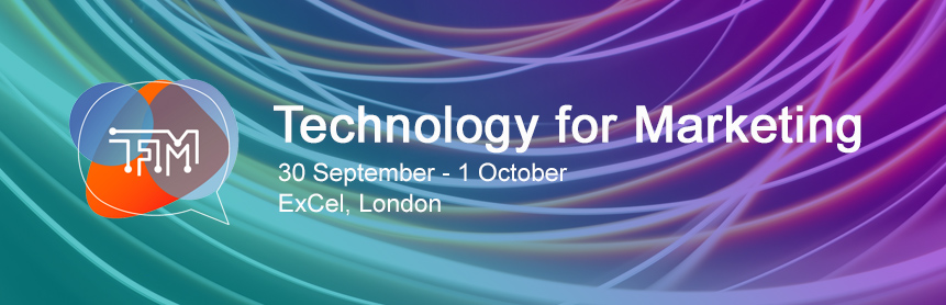 technology for marketing London 2020