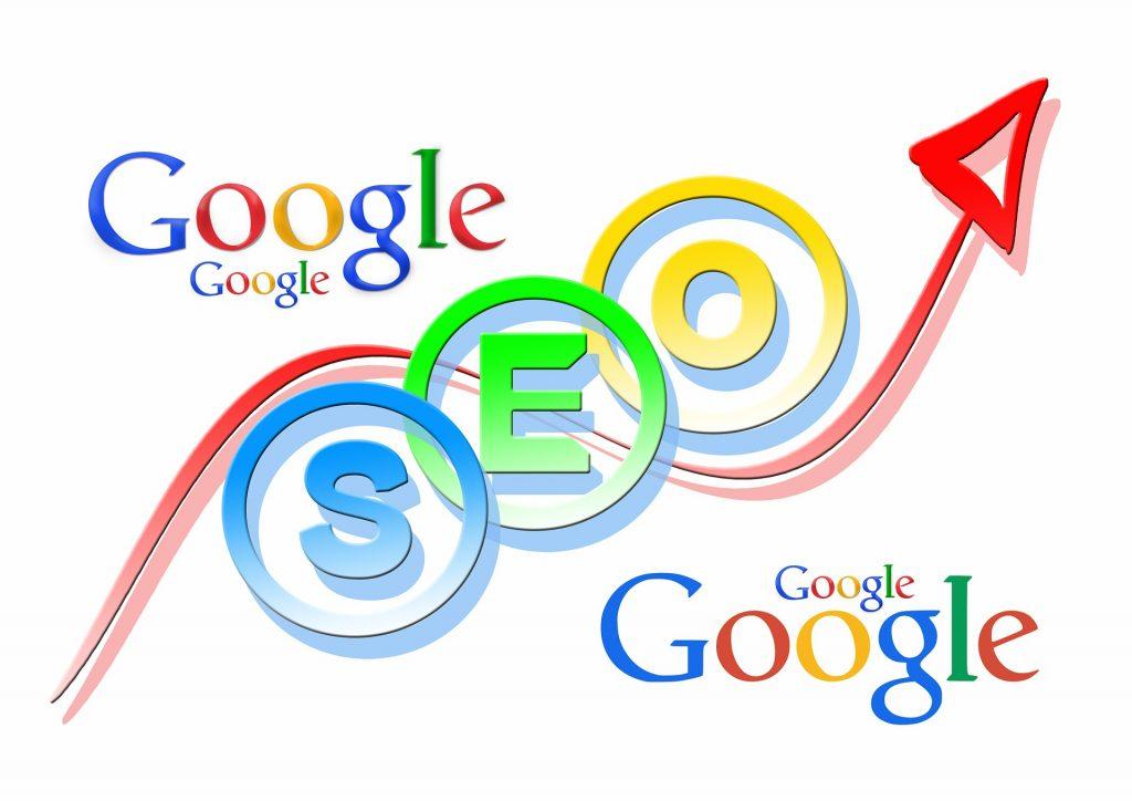 Kľúčové slová Google