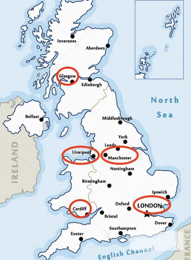 Medzinárodné PPC tipy pre Anglicko