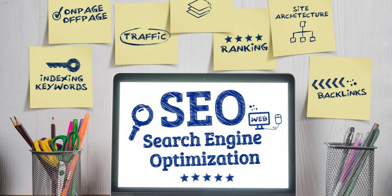 optimalizácia webu pre vyhľadávače