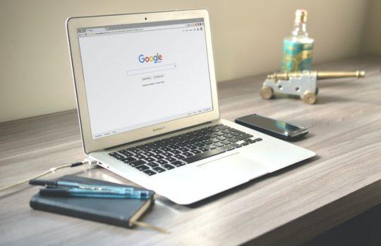 digitálny marketing Google